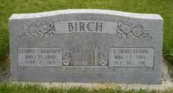 Florence Iras <i>Clark</i> Birch