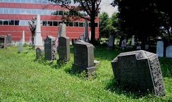 Old Bergen Churchyard