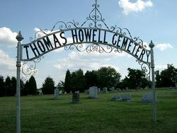 Thomas Howell Cemetery