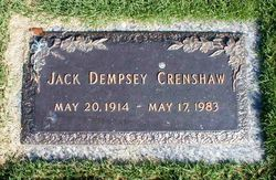 Jack Dempsey Crenshaw
