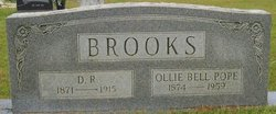 David Robert Doc Brooks