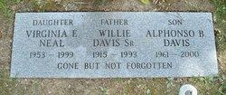 Alphonso B. Davis
