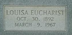 Louisa <i>Eucharist</i> Carver