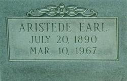 Aristede Earl Carver
