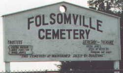 Folsomville Cemetery
