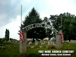 Free Home Church Cemetery