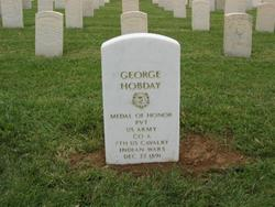 George Hobday