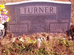 Emma Gertrude <i>Toombs</i> Turner