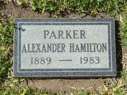Alexander Hamilton Parker