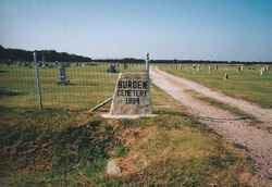 Burden Cemetery