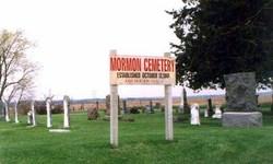 Mormon Cemetery