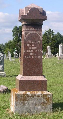 William Bowlin