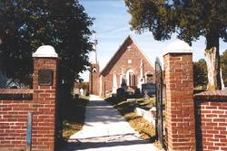 Saint Georges Chapel Cemetery