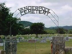 Vanderpool Cemetery
