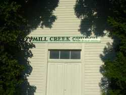 Mill Creek Friends Cemetery