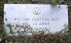 William Clayton Jack Roy