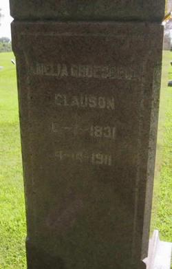 Amelia <i>Groesbeck</i> Clauson