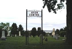 Avon Centre Cemetery