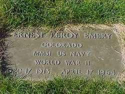Ernest Leroy Emery