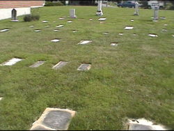 State Line Methodist Church Cemetery