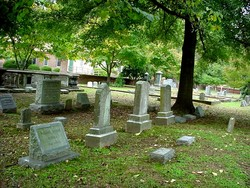 Abingdon Episcopal Church Cemetery