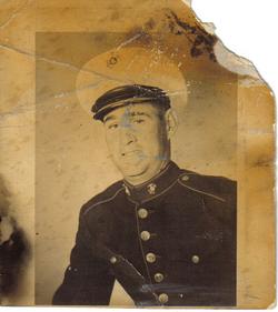 Sgt Charles Edward Morgan