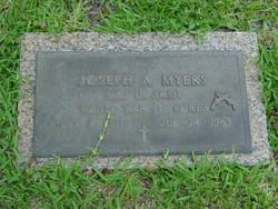 Joseph A Myers