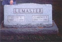 Allie Virginia <i>Nesselroad</i> LeMaster