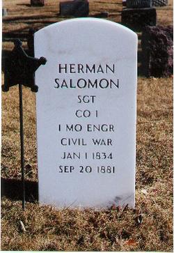 Sgt Herman Salomon