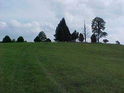 Josiah Lilly Cemetery