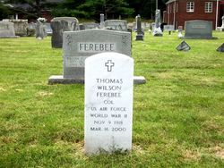 Thomas Wilson Ferebee