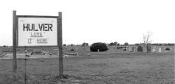 Hulver Cemetery