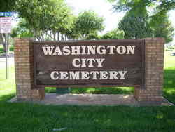Washington City Cemetery