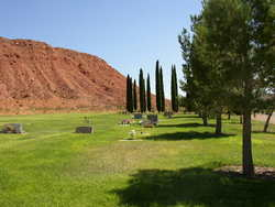 Ivins City Cemetery