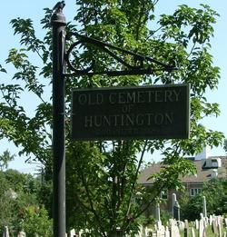 Old Cemetery of Huntington