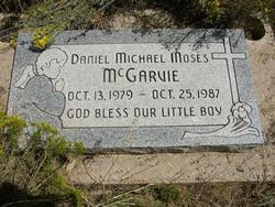 Daniel Michael Moses McGarvie