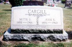 Nettie S. <i>Johnson</i> Cargill
