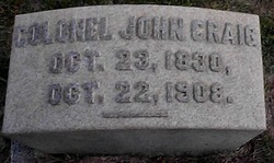 Col John Craig