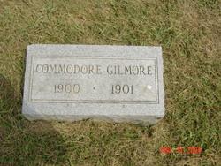 Commodore Gilmore