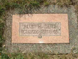 Alvin H. Dietz