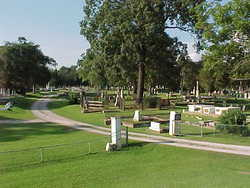 Rapides Cemetery
