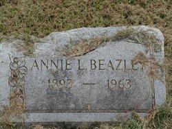 Annie Louise <i>Howard</i> Beazley
