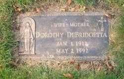 Dorothy <i>Franco</i> DeBridgetta