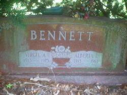 Virgil A. Bennett