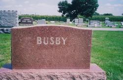 Chancy C. Busby