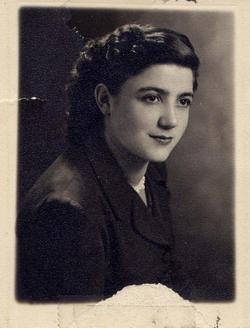 Giuseppina (Josephine) <i>Todisco</i> Capobianco