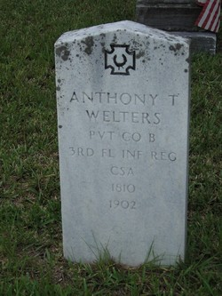 Anthony T Welters