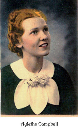 Eliza Belle Ayletha <i>Campbell</i> Caple