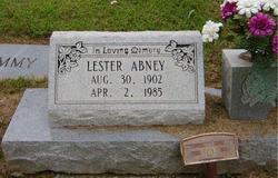 Lester Abney
