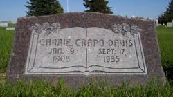 Carrie <i>Crapo</i> Davis